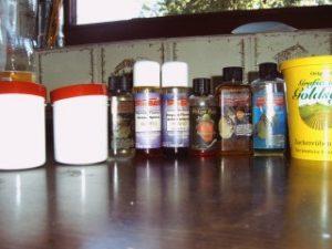 Flavour, Wasser, Dosen und Zuckerrüben-Sirup - Fertig ist der Karpfen Dip
