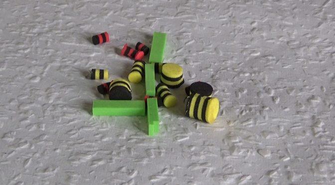 Farbige Popper Köpfe selber bauen
